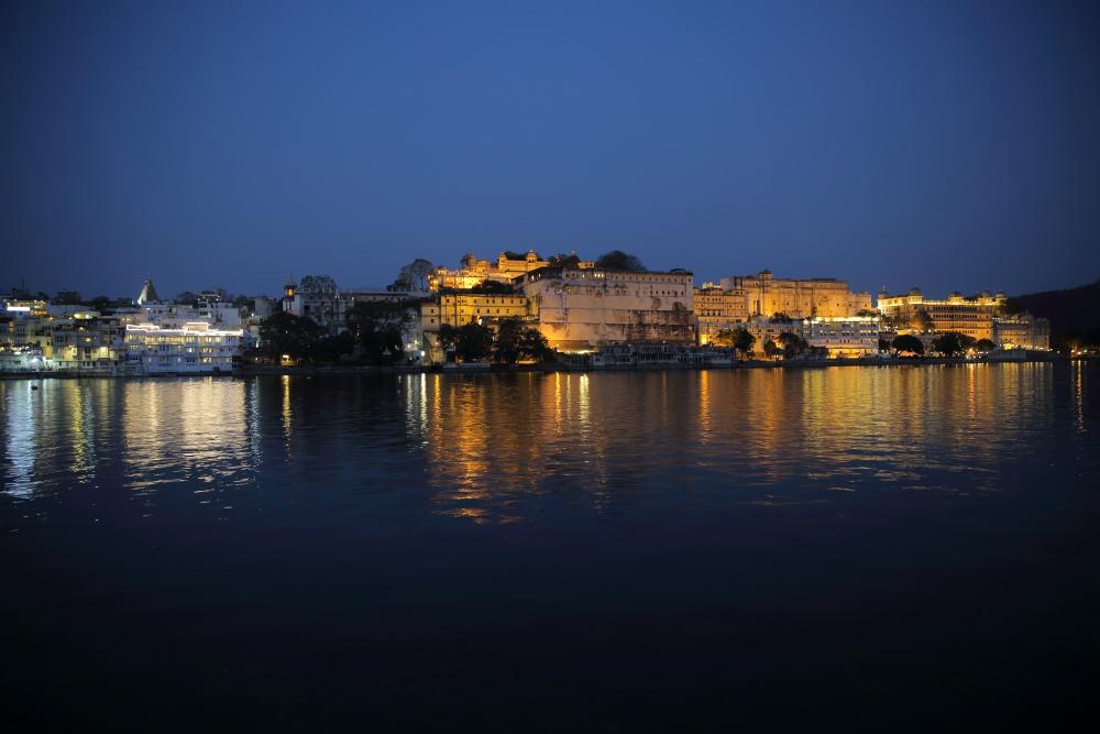 INDIA - MAGICKÝ RAJASTHAN <br> DEŇ 8: UDAIPUR <br> - Najromantickejšie mesto Indie <br> - Večerná prechádzka <br>