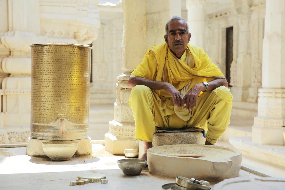 INDIA - MAGICKÝ RAJASTHAN <br> DEŇ 10: RANAKPUR<br> - Návšteva džainistického komplexu <br>