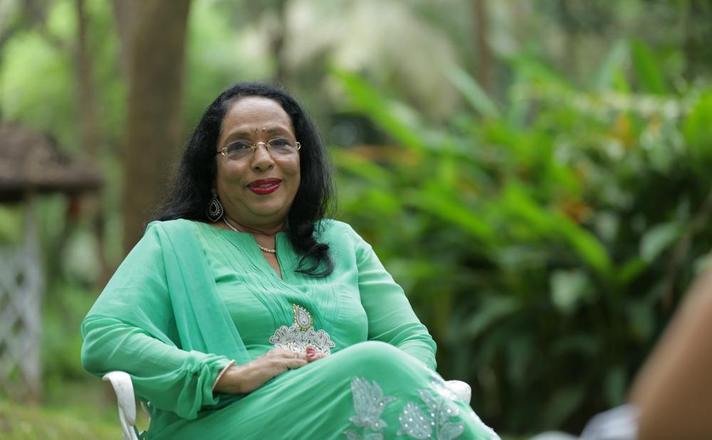 KAIRALI - THE AYURVEDIC HEALING VILLAGE, Gita Ramesh