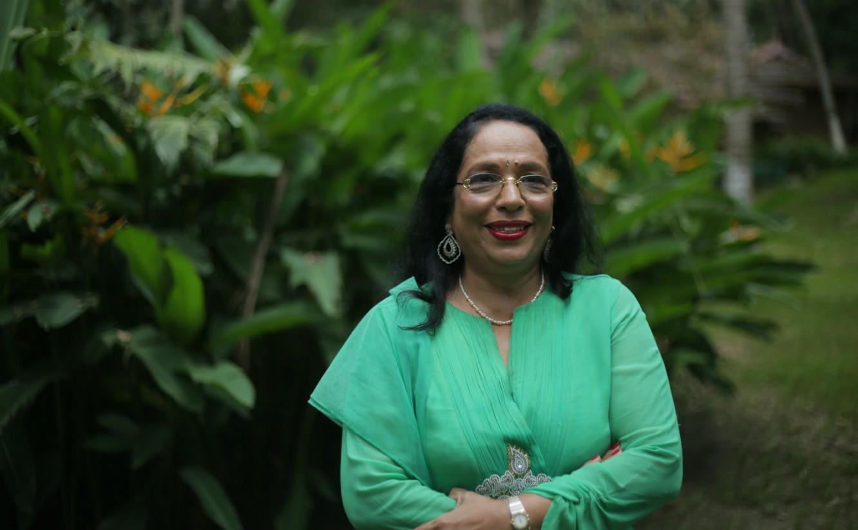 KAIRALI - THE AYURVEDIC HEALING VILLAGE <br>Gita Ramesh