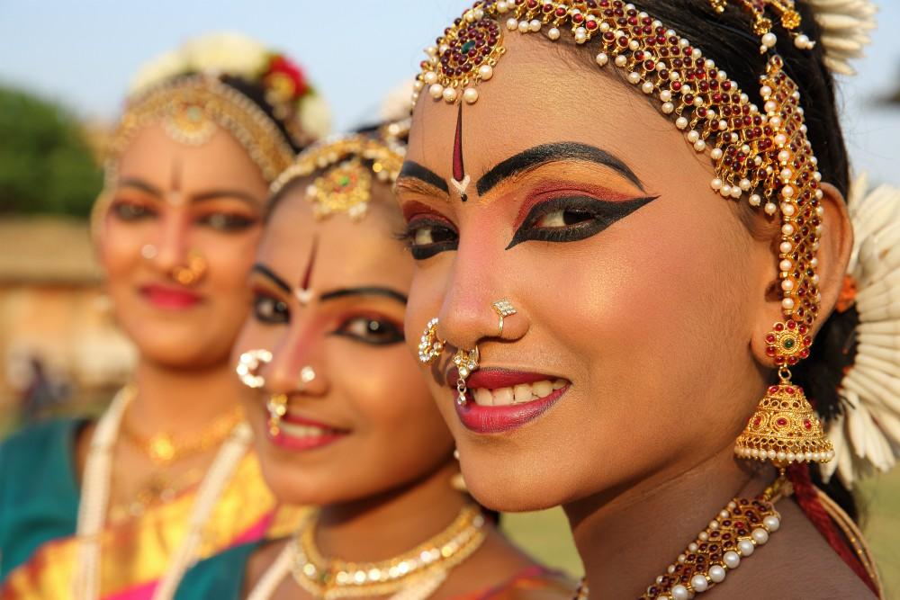 SPIRITUÁLNÁ JUŽNÁ INDIA<br>  DEŇ 5: MADURAI<br>  - Chrám Sri Minakshi <br>