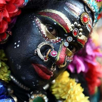 HIDŽRA (HIJRA) <br>Třetí pohlaví v Indii