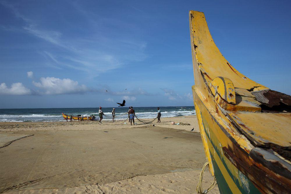 AJURVÉDA A JÓGA S IVANOU BALDO <br> DEŇ 6: CHOWARA BEACH <br> - Rybárska dedina <br> - Relax na pláži <br>