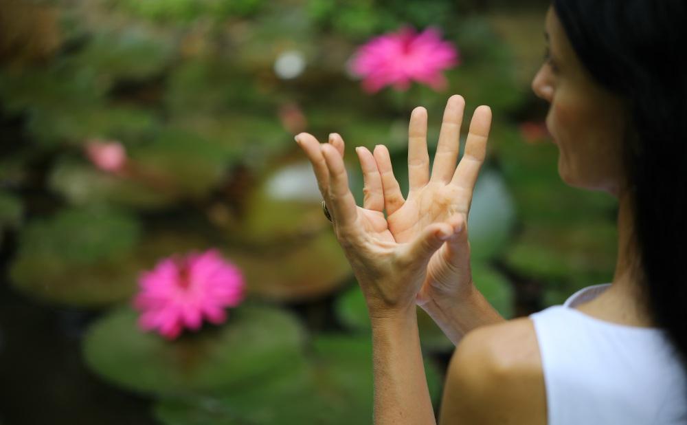 Původ jména Zuzana je magickém lotosovým květu: