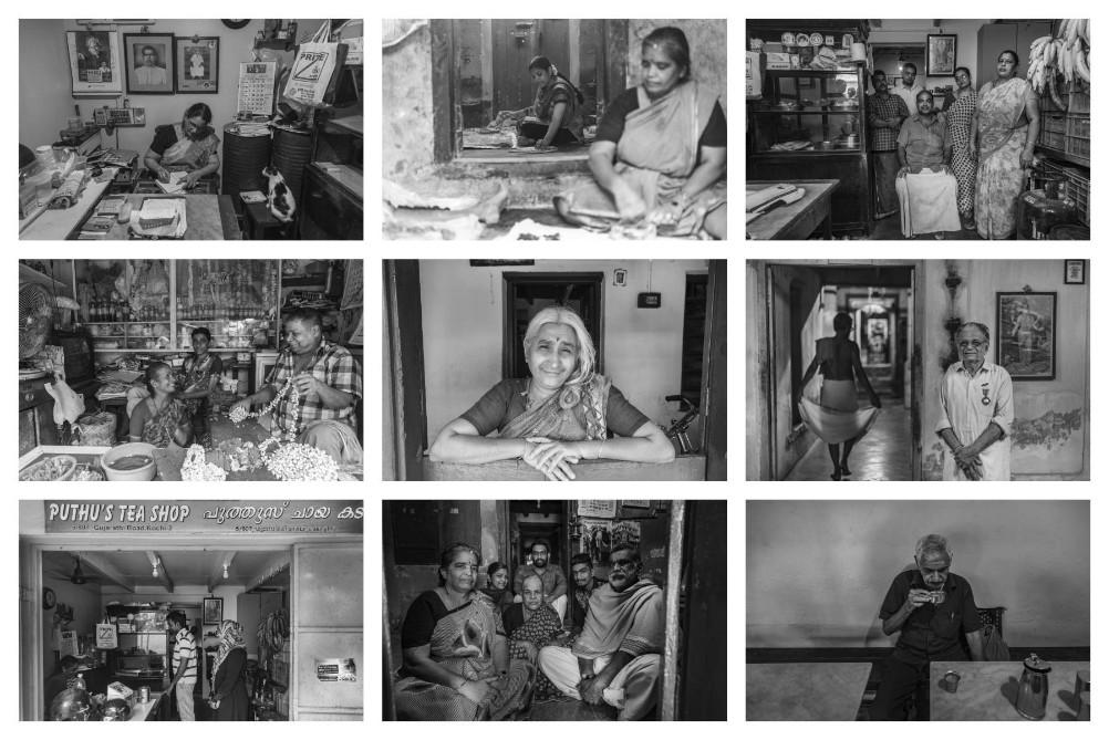 BIJU IBRAHIM, Communities of Kochi, Komunity Kochinu (2018)