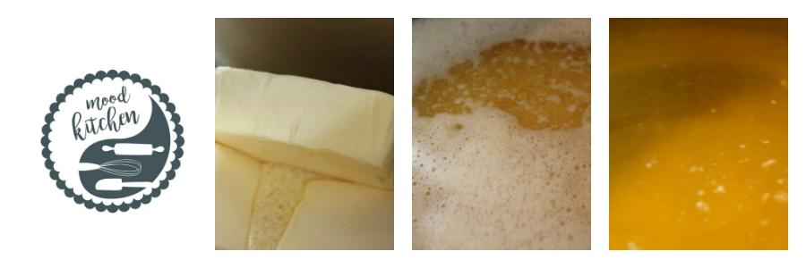 GHÍ NEBOLI PŘEPUŠTĚNÉ MÁSLO <br> - <br> Potřebujeme: 3 kostky kvalitního másla a špetku trpělivosti.