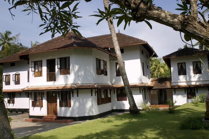 HARIVIHAR HERITAGE HOMESTEAD <br> Calicut, Kerala, India <br> - <br> Příbytek Bohů