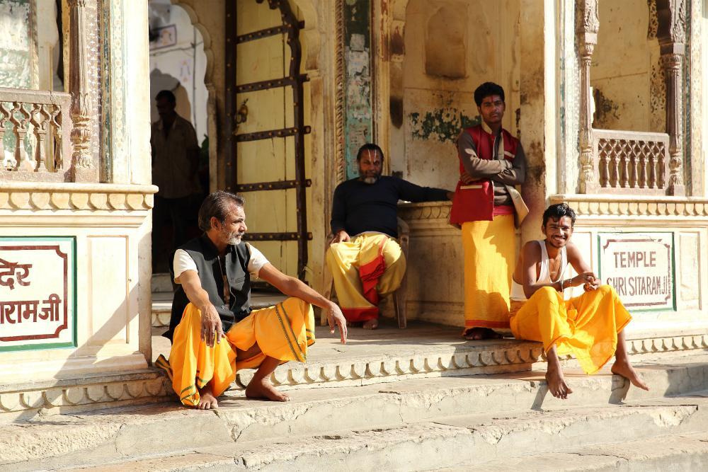 INDIA - MAGICKÝ RAJASTHAN <br> DEŇ 7: JAIPUR, GALTAJI <br> - Návšteva chrámu Galta <br> - Opičí chrám <br>
